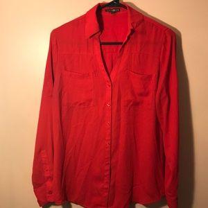 Red Express Size S Portifino Shirt